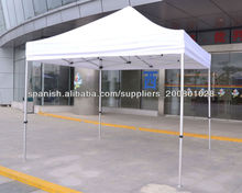 Gazebo 3x3 Blanco Toldo Jardin Patio Sombrilla