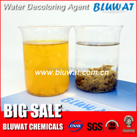 Yixing COD & BOD Remover Water Decoloring Agent 50% for Textile Plant
