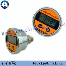 Alta calidad en acero inoxidable manómetro hidráulico digitales