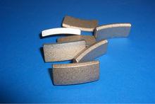 Diamond segment for core drill bits - FAST CUTTING