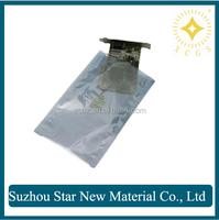 Transparent VMPET shielding plastic bag