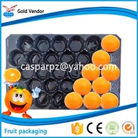2015 HOT apple fruit packing plastic tray/container