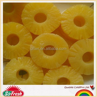 Chinese canned food canned sweet pineapple wholesale