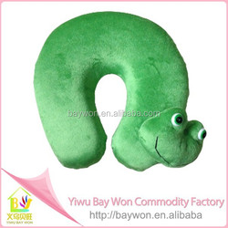 Wholesale Goods from china personalized U shape neck pillow / travel neck pillow /car neck massage pillow