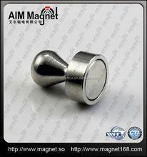 Permanent Sintered Custom Ndfeb Magnet Hook Ndfeb Magnet For Holding