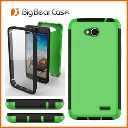 Full body protective mobile phone case for LG optimus L90 case cover D405N