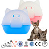 [Grace Pet] small MOQ plastic pet toilet /cat litter box
