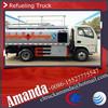 Dongfeng 4*2 95hp European standard vehicle refueling mobile diesel refueling truck refueling vehicle