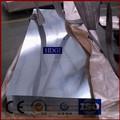 peso de chapa de hierro galvanizado