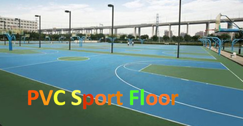 High quality Portable Anti slip Indoor Basketball Flooring For Sale