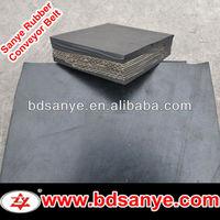 Nylon Canvas Rubber Conveyor Belt Transport Belts