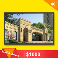Multi-Media high definition used flat screen tv for advertising indoor/outdoor