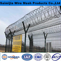 Galvanized Temporary Fence, Removable and Easy to Relocate, Professional Manufacturer for15 Years