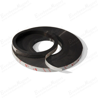 self-adhesive magnetic strip of rubber magnet