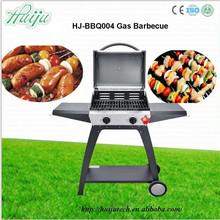 Full stainless steel big industrial bbq grill /bbq gas grillHJ-BBQ004