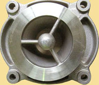 2012 hot sale aluminum die casting auto parts supplier of BMW&Benz