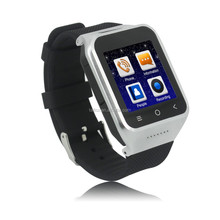 cheapest price 1.5inch HD display pannel 3G android 4.4 smart watch phone, dual core, gps, wifi, 2.0m camera