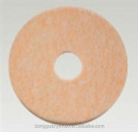 YMD5MM no glue sterile fleecy cotton for paddings, bulk cotton pads