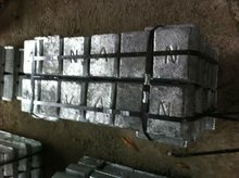 zinc ingots, zinc scrap