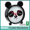 Animaux horloge de bureau pour les enfants/articles panda