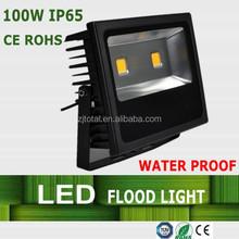 Outdoor waterproof IP65, high power light, 100w led flood light projectors