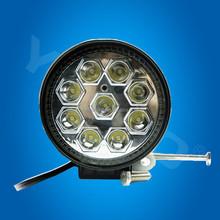 Nuevo diseño! 9 - 32 v 27 w luces de trabajo equipo pesado led de la fábrica llevó luces de trabajo del tractor coches usados venta bélgica
