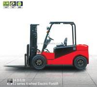 EP Battery Operated 5 ton Forklift Lift Truck CPD50JC2