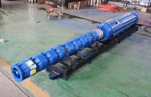 QJR Submersible Centrifugal Pump For Hot Water