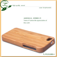 The Newest High Quality 100% pure wood Case for IPhone 5c Case, Mobile phone cover for iPhone,wooden phone case for iPhone5 sale