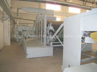 automatic industrial carding machine for cotton waste sheep wool polyester fiber