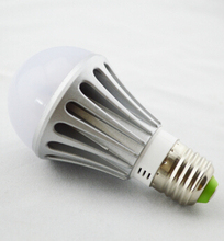waterproof 9W LED bulb light, 850Lm, CRI80, new flux bluetooth wifi controlled led color smart light bulb 7w e27 rgbw