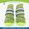 Lovoyager New Arrival Fluorescence Sole and Waterproof Dog Winter Boots with Great Price