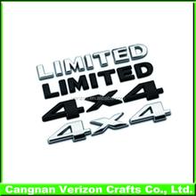 Hot Sale Plastic Car Logo Custom Car Emblem