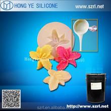 Food grade soft silicone rubber to make cake and soap molds