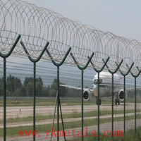 Low Weight Galvanized Barbed Wire/ PVC Barbed China Manufacturer