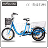 MOTORLIFE/OEM hot sale 36v 250w 24inch electric tricycle with 8fun motor, three wheels electric vehicle