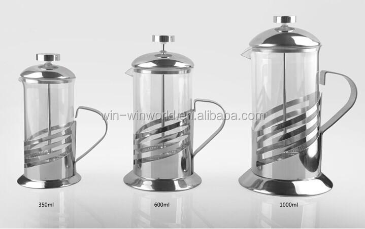 Portable Glass Coffee Maker : Wholesale Antique Portable Pyrex Glass French Press Coffee Maker - Buy French Press Coffee Maker ...