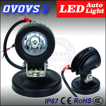 2015 Best Selling 10W off road driving light with IP67 for Motorcycle