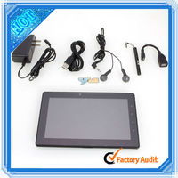 """7"""" Dual-core Android 4.0 Tablet PC With CN Standard Charger"""