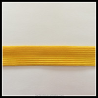 Custom elastic rubber tape for swimwear