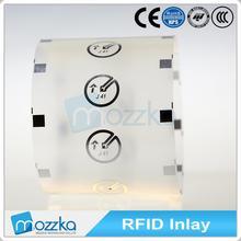passive uhf rfid tag low price uhf hf card impinj m4 rfid inlay