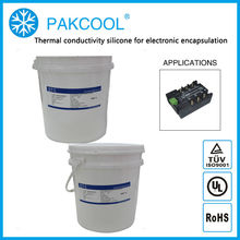 Highest thermal conductivity thermal conductivity Pouring sealant for electronic