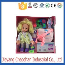 Wholesale Plastic Doll 2015 Soft Toys Doll Manufacturer China Baby Toys