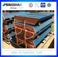 BINGSHAN Factory direct sale Boat/Vessel Fin type air cooled condenser