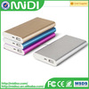 2015 new portable power bank 10000 mah /portable battery charger/mobile power bank
