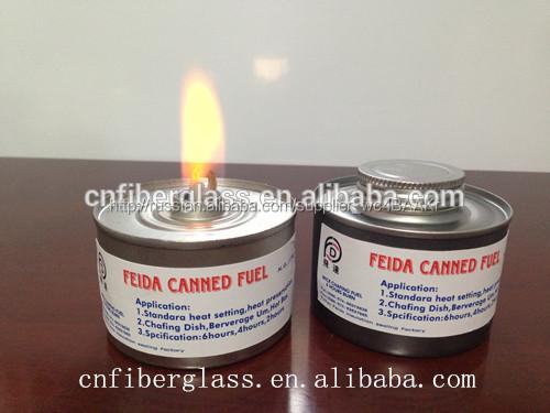 Жидкость жаровне топлива с фитилем