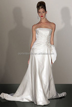 100% Polyester heavy bridal satin