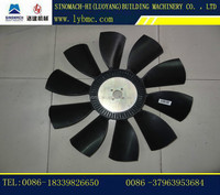 Hot sale single drum road roller diesel engine fan