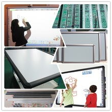Infrared electronic interactive whiteboard for kids