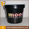 AnQing city AnHui Province graceful look custom ice cream cup with lid